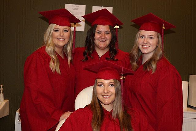 2020 EB College Graduation
